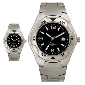 Bracelet Styles Men's Watch for Advertising