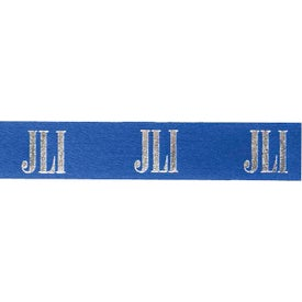 Bridal Satin Ribbon Printed with Your Logo