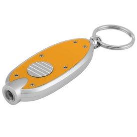 Bright Light Key Tag