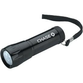 Bright Mite Flashlight (9 LED)