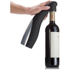 Brookstone Automatic Wine Opener with Foil Cutter for Promotion