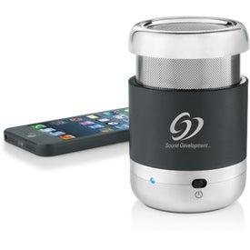 Brookstone Bluetooth Mobile Mini Wireless Speaker