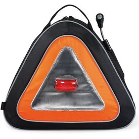 Brookstone Deluxe Roadside Safety Kit Branded with Your Logo
