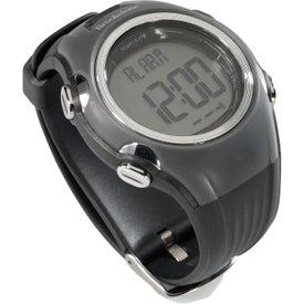 Monogrammed Brookstone Fitness Heart Rate Monitor Kit