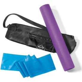 Brookstone Fitness Mat Set for Your Company