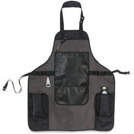 Custom Brookstone Ultimate Grillers Apron Kit