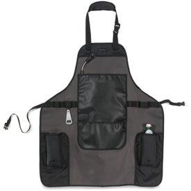 Custom Brookstone Ultimate Grillers Apron Kit