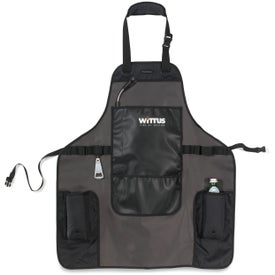 Brookstone Ultimate Grillers Apron Kit for Customization