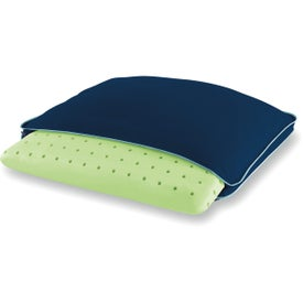 Promotional Brookstone Biosense Memory Foam Travel Pillow