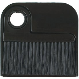 Branded Broom and Dust Pan