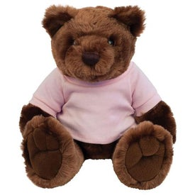 Personalized Plush Bear Knuckles