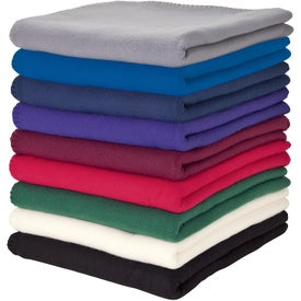 Brushed Fleece Blanket