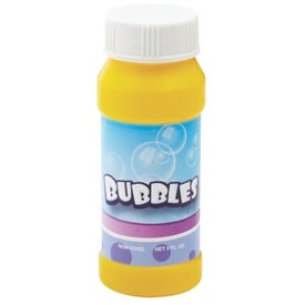 Bubble Branded with Your Logo