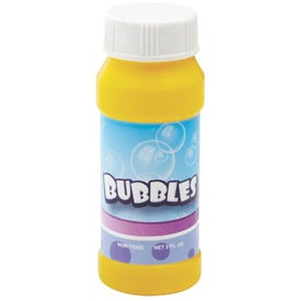 Bubble with Your Logo