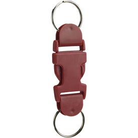 Buckle Key Tag for Your Organization