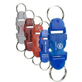 Buckle Key Tag