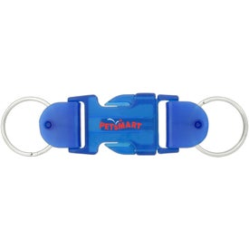 Buckle Keychain for Your Organization
