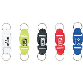 Buckle-Up Key Tags
