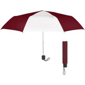 Advertising Budget Telescopic Umbrella