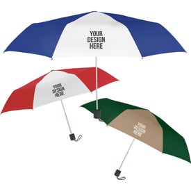 "Budget Telescopic Umbrella (42"" Arc)"