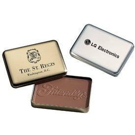 Bullion Custom Chocolate Tin