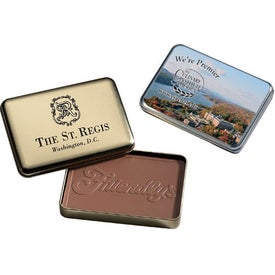 Promotional Bullion Custom Chocolate Tin