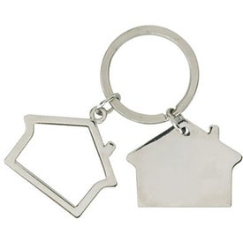 Personalized Bumi Keyring