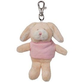 Bunny Plush Key Chain