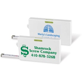 Business Card Tape Measure for Your Organization