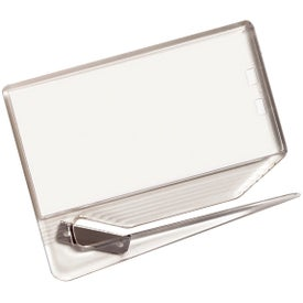 Company Business Card Zippy Letter Opener