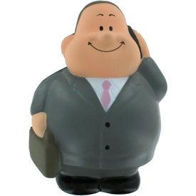 Company Business Man Bert Stress Reliever