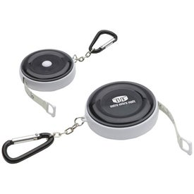"Carabiner Round Tape Measure (60"")"
