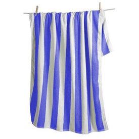 Custom Cabana Striped Beach Towel