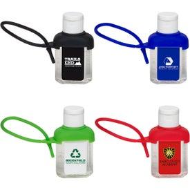 Caddy Strap Alcohol Free Hand Sanitizer (1 Oz.)