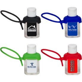 Caddy Strap Hand Sanitizer (1 Oz.)