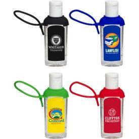 Caddy Strap Hand Sanitizer (2 Oz.)