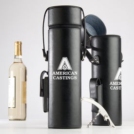 Customized Callaway Classic Wine Carrier