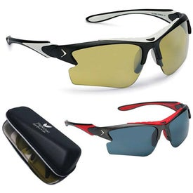 Callaway X Hot Eyewear Sunglasses for Advertising
