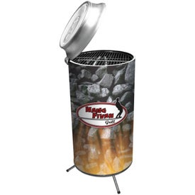 Can Cooler & Can Grill Set for Your Company