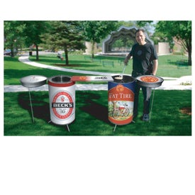 Can Cooler & Can Grill Set for Promotion