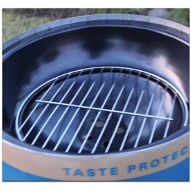 Logo Can Cooler & Can Grill Set