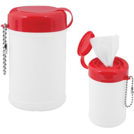 Canister Sanitizer for Promotion