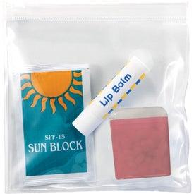 Canyon Sun Kit Imprinted with Your Logo