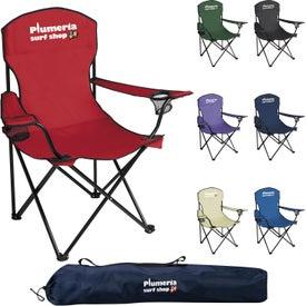 Logo Captain's Chair