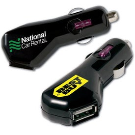 Branded Car Charger