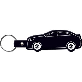 Car Key Tag Imprinted with Your Logo