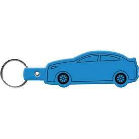 Personalized Car Key Tag