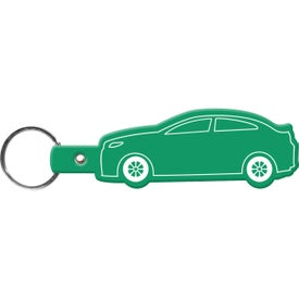 Car Key Tag for Advertising