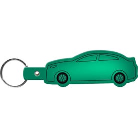 Car Key Tag with Your Logo