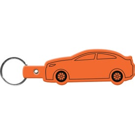 Personalized Car Key Tag